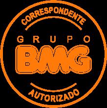 Selo de Correspondente Autorizado Banco BMG