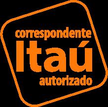 Selo de Correspondente Autorizado Banco Itaú Consignado