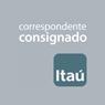 Selo de Correspondente autorizado Itaú Consignado